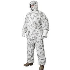 """Белый маскировочный костюм """"Мираж"""""""
