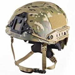 """Штурмовой шлем """"Спартанец 3"""" Multicam 5.45 Design"""