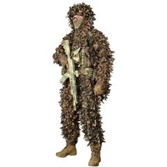 """Коричневый маскировочный костюм """"Леший Осень"""""""