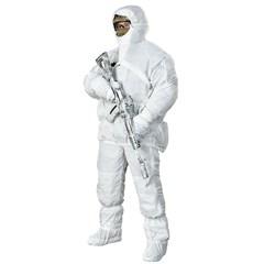 """Белый маскировочный костюм """"Мираж 2.0"""""""